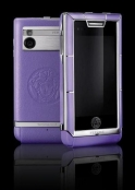 Телефон VERSACE Unique Purple Rock
