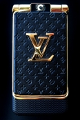 Телефон LOUIS VUITTON V8 Black