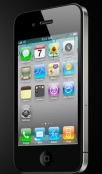 Телефон Apple iPhone 4 8Gb Black
