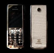 Телефон CHANEL Ultra White