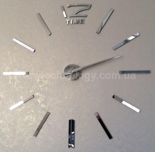 современные настенные Зеркальные часы купить в Киеве