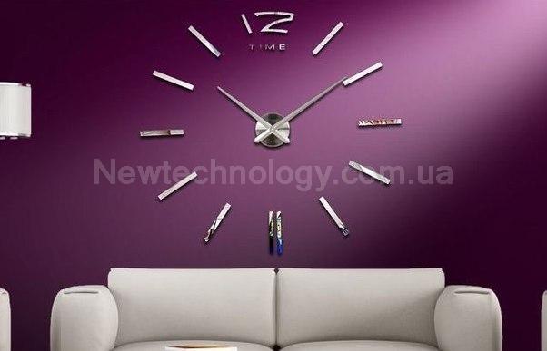 Дизайнерские оригинальные настенные часы в Киеве
