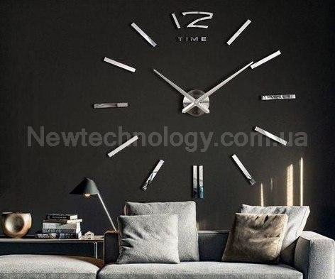 Дизайнерские современные настенные часы в Украине