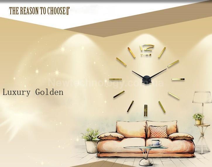 Элитные дизайнерские настенные часы купить в Украине