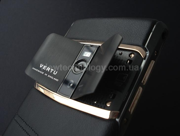 китайский Vertu Signature Touch