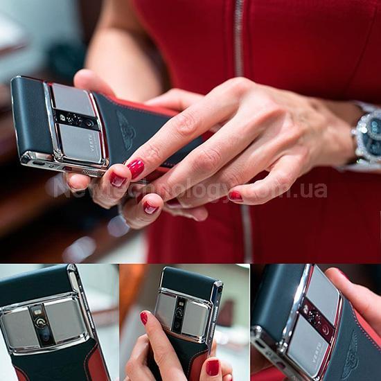 Touch for Bentley - лучший смартфон в подарок на Украине