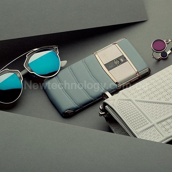 Смартфон Touch Vertu Sky Blue копия самая точная