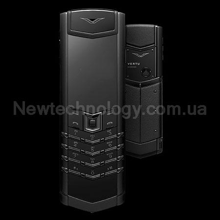 Китайский телефон Vertu Signature S Design Pure Black