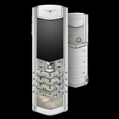 Vertu Signature S Design White Mother of Pearl