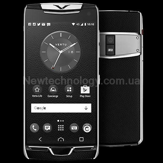 на фото копия Vertu Constellation X премиум 2018