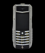 Телефон VERTU Ascent Ti Ferrari Giallo